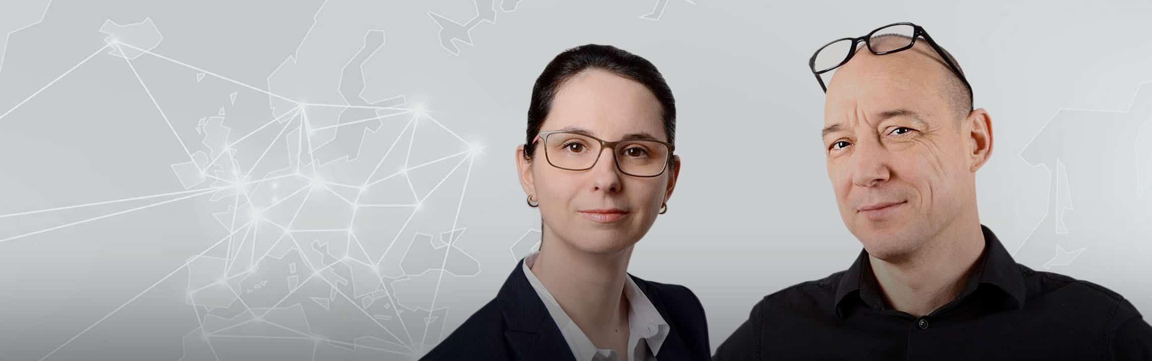 Datenschutzberatung von Rebecca Wiemer und Christian Arndt in Berlin, Freiburg und an der Ruhr