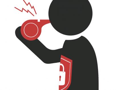 Whistleblower Hinweisgeber Richtlinie Gesetz
