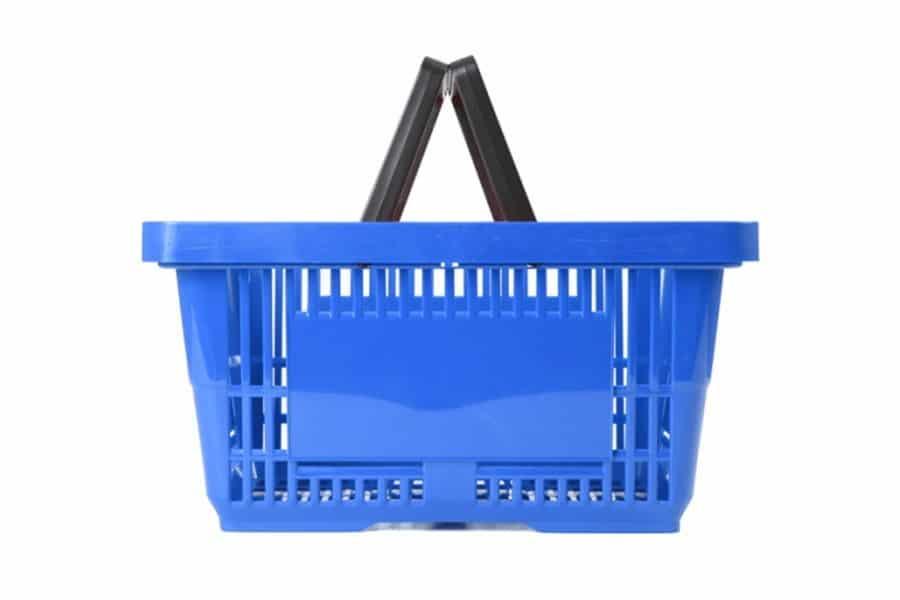 product-fotografie Einkaufskorb blau von Joalpe