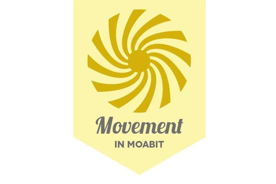 Logo Movement in Moabit von A-Quadrat-Konzept