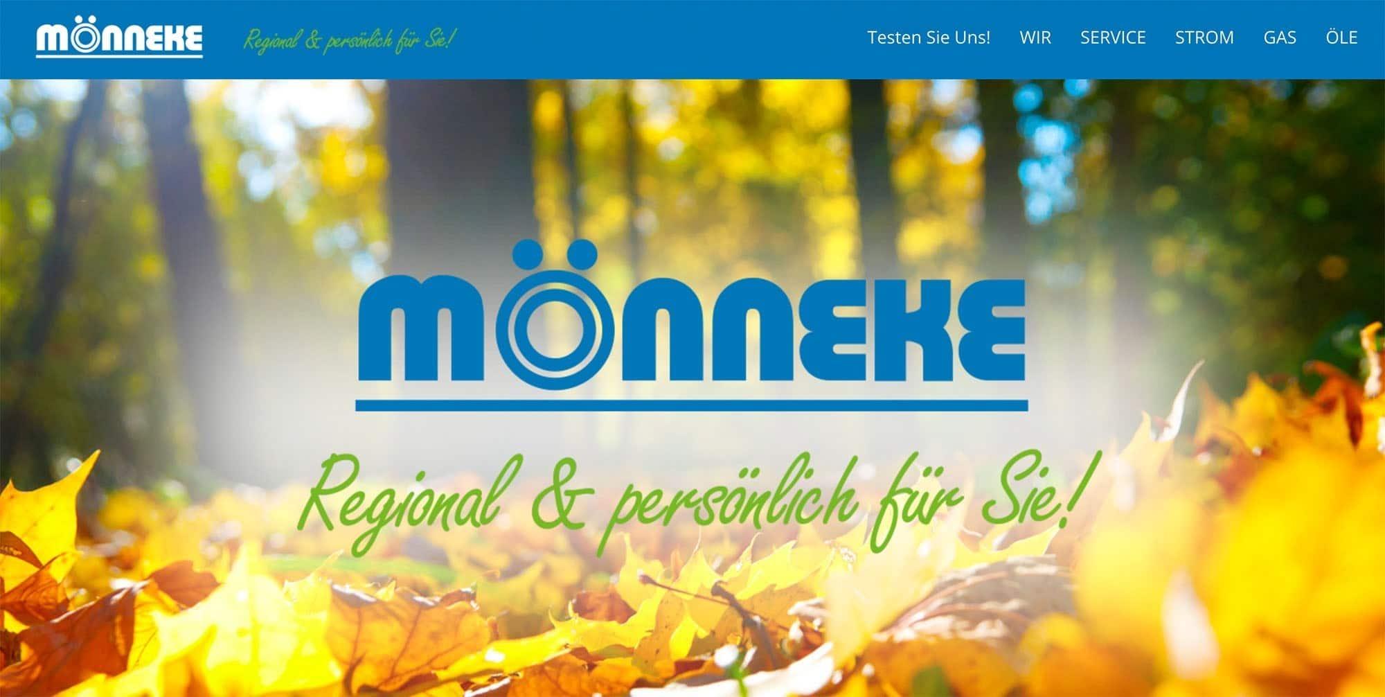 Mönneke - regional und persönlich für Sie!