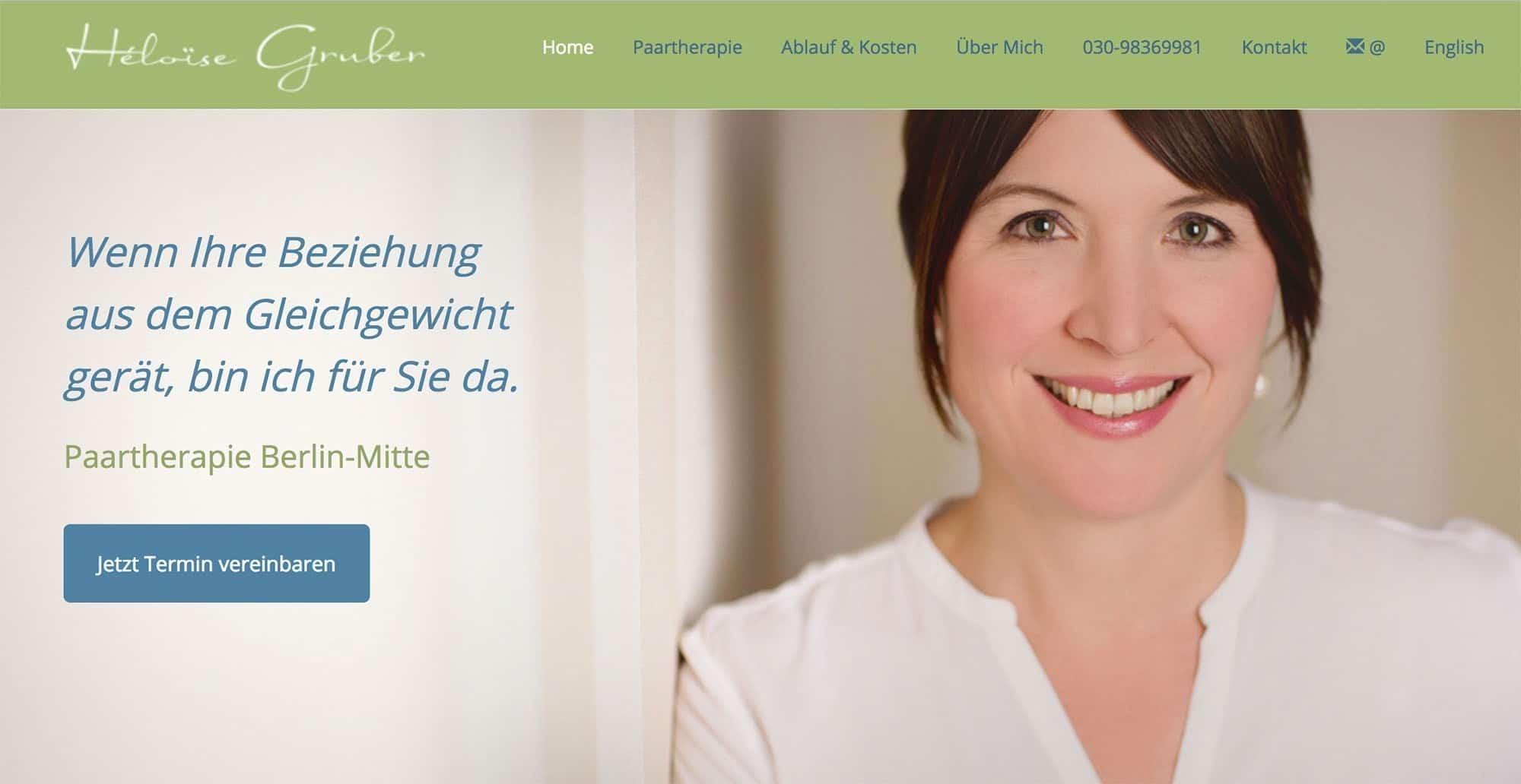 Heloise Gruber - Paartherapie