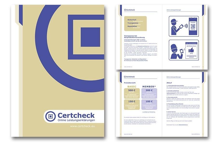 Katalog Certcheck von A-Quadrat-Konzept